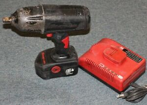 Snap On 1 2 Impact Wrench Cordless 18v With 1 Battery Charger Free Shipping