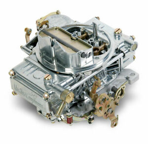 Holley 4160 2 circuit Carburetor 4 Barrel 600 Cfm Vacuum Secondaries 0 1850s