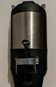 Curtis 1 5 Gal Freshtrac Thermal Insulated Coffee Server Dispenser Tft15g