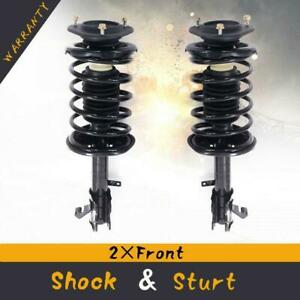 Front Complete Shock Struts Absorbers For Toyota Corolla 93 2002 Geo Prizm 93 97