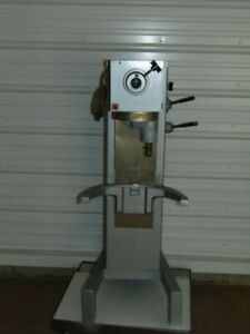 Univex M 30 Commercial 30 Qt Mixer With Slicer And Meat Grinder