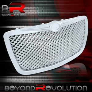 Grille For 2004 2005 2006 2007 2008 2009 2010 Chrysler 300 300c Chrome Grill