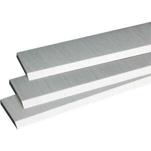 Grizzly G6701 15 X 1 X 1 8 Hss Planer Blades Set Of 3