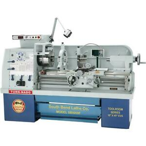 South Bend Sb1059f 18 X 40 Electronic Variable speed Lathe With Dro