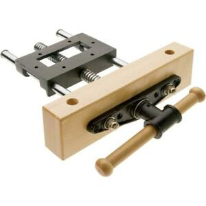 Grizzly T24249 Cabinet Maker s Front Vise