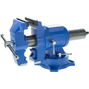 Grizzly T27893 5 Multi jaw Rotating Bench Vise
