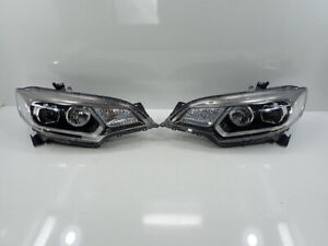 Honda Fit Gk3 Gk4 Gk5 Gk6 Head Light Left And Right Led Stanley W0350