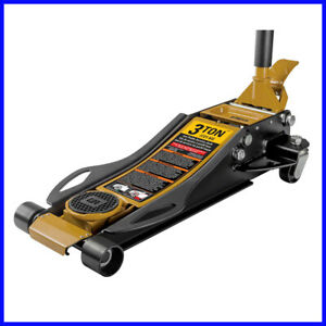 Cat 3 Ton Low Profile Service Jack