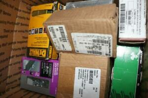 19 Lbs Boxed Hardware Assorted Lot