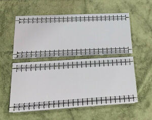 7 Lista Cabinet Slotted Steel Drawer Partitions P200 27 7 H X 18 L Vidmar