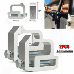 Truck Clamps For Mounting Caps Camper Shell Topper Canopy Heavy Duty Aluminum