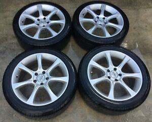 Sport Edition 18 Inch Wheel Rims W Tires set Of 4 Or4 wh401