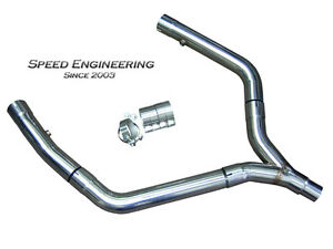 Speed Engineering Ls1 Camaro Firebird Off road Y pipe 1998 02 F body