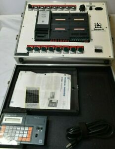 Square D Sy max 50 Programmable Controller Trainer 8005 With Case