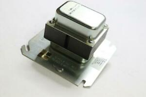 Honeywell Plate Mounted 120 Vac Transformer W o Protrusion At72d1188