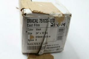 Oracal 751cg High Performance Cast Film 24 X 10 Yards