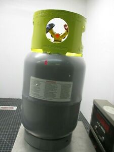 Recovery Cylinder R410a Refrigront Wo 26 1 Lbs 11 84l Dot 4ba400 No 010086