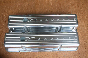 Corvette Ball Mill Chevy Sb Your Choice Tall Or Stock Height Valve Covers Only