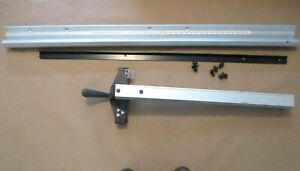 Fence Ass y 1344610 W front Rear Rails From Delta 36 650 10 Table Saw