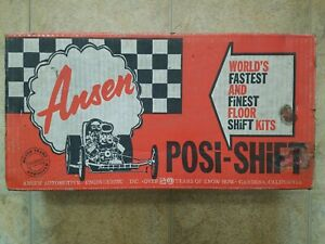 Ansen Posi Shift Automatic Shifter Nos Unopened Box