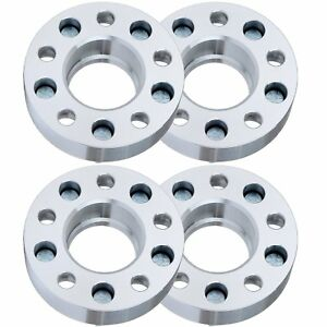 4pc 1 5 38mm Thick 5x4 5 1 2 X20 Wheel Spacers Fits 2007 2011 Jeep Liberty 2006