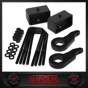 3 Front 2 Rear Lift Kit For 1992 1999 Chevy Tahoe Gmc Yukon 1500 4wd