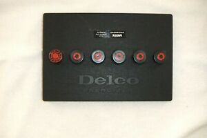 Gm Chevrolet Pontiac Battery Topper Cover Embossed W Delco Top Energizer R89w