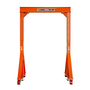 Prowinch Manual Gantry Crane 2 Ton 11 Ft Height 8 Ft Span Made In Usa