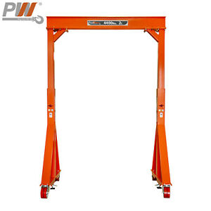 Prowinch Manual Gantry Crane 2 Ton 11 15 Ft Height 8 Ft Span Made In Usa