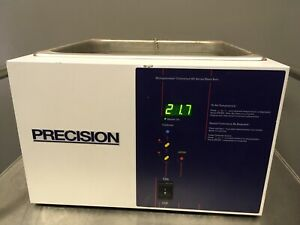 Precision 51221050 Water Bath Microprocessor Controlled 280 Series Pre owned