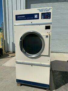 Dexter Commercial Coin Op Dryer 55lb Giant Load P n Drc55 reconditioned