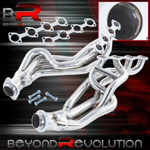 Stainless Long Tube Racing Manifold Header Exhaust For 96 04 Ford Mustang Gt