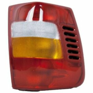 Tail Light Lamp For 99 02 Jeep Grand Cherokee lens Housing Driver Left