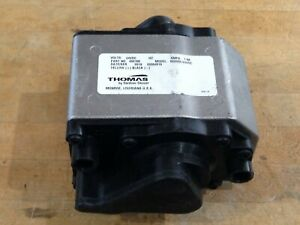 Thomas Dry Running Diaphragm Compressor vacuum Pump Model 6025se 24v