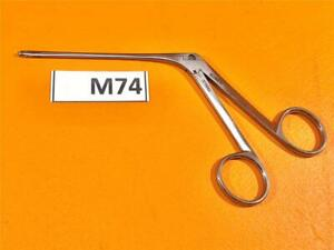 Medtronic Xomed 3711043 Weil blakesley Sinus Forceps Size 0 3 5 Mm