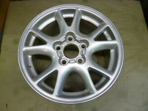 2000 2002 Chevrolet Camaro 16 silver Wheel Hollander 5089