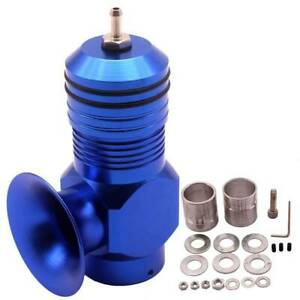 Blue For Type H Rfl Universal 25psi Aluminum Turbo Diesel Blow Off Valve Jdm Us