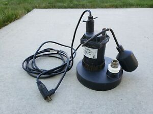 Flotec 1 4hp 8 5 Amp Submersible Water Electric Sump Pump Model Fp0s1800a 03