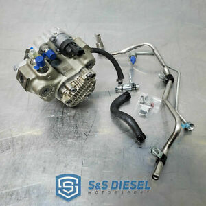 11 16 Duramax Lml S s Diesel Cp3 Conversion Kit With Pump no Tuning Needed