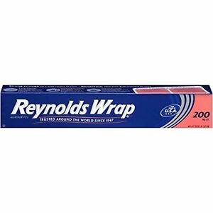 Reynolds Wrap Aluminum Foil 200 Square Foot Roll 200 Sq Ft pack Of 1