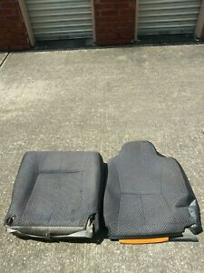 1998 2001 Dodge Ram 1500 2500 Passenger Seat Lower Cushion Wrap Skin Cover