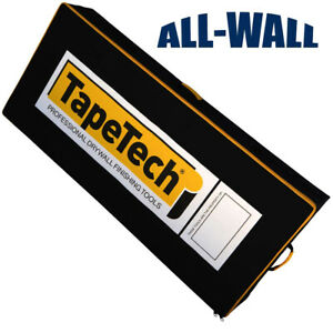 Tapetech Drywall Taping Tool Case Holds Full Set Of Tools Light And Strong