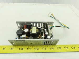 Power One Map555 4000 110 230v Input Power Supply 24vdc Output