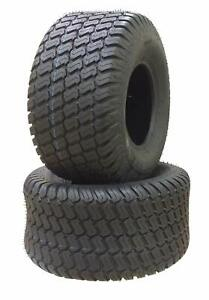 24x12 00 12 set Of 2 Airloc P332 M t Turf Tractor Mower Lawn Tires 6 Ply New