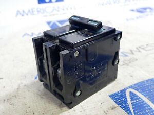 Bryant Br250 Circuit Breaker 2 Pole 120 240vac 50a used
