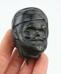 Vintage Shift Knob Pirate Face Gear Shifter Knob Motorcycle Harley Indian Etc