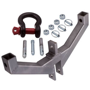 Heavy Duty Tractor Trailer Hitch Receiver 3 Point Attachment