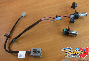 2013 2020 Dodge Charger Mini Console Wiring Harness 2 Power Outlets W Caps Oem