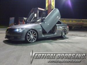 Bmw 6 Series 2003 2010 Bolt On Vertical Lambo Doors Kit By Vretical Doors Inc