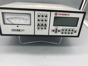 Coherent Epm1000 With Pm150 50xc Laser Power Sensor 0401 2